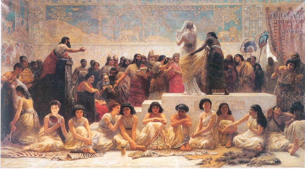 babylonian-marriage-market